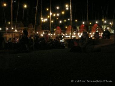 Darwin Festival 2011 at Night