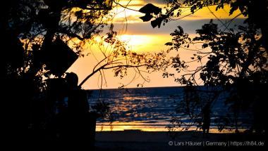 Sonnenaufgang in Cape Tribulation