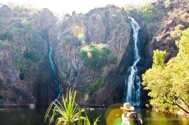 Wangi Falls im Litchfield NP
