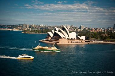 Sydney Opera House - Sydney Australia
