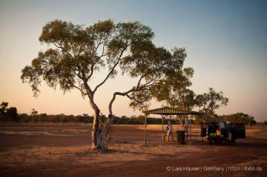 Echt schöner Platz im Outback